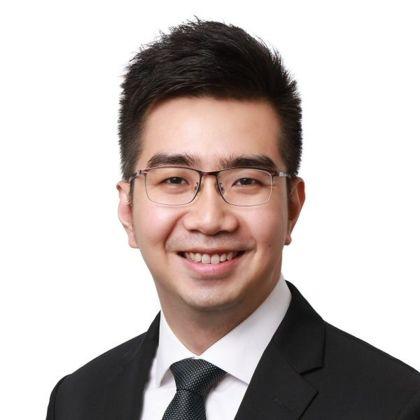 Portrait of Wei Ming Tan
