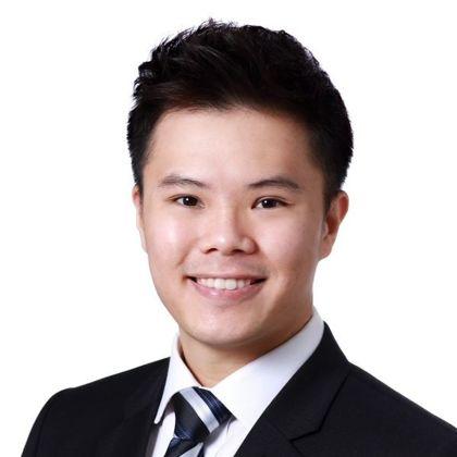 Portrait of Jacob Quek