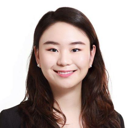 Portrait of Dami Cha
