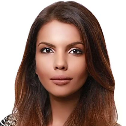 Portrait of Lakshanthi Fernando