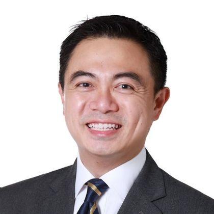 Portrait of Daniel Tan